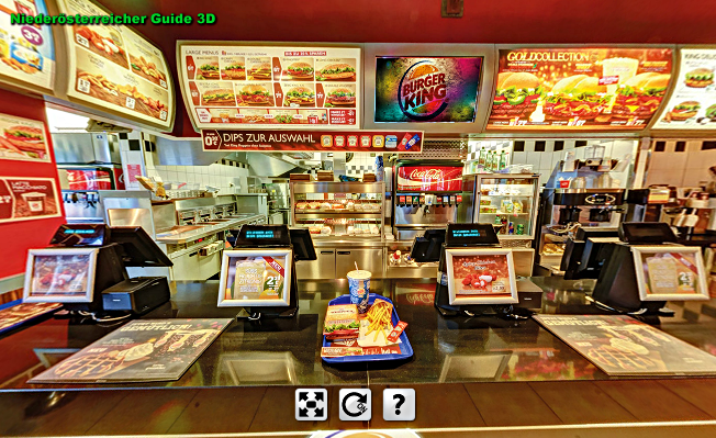 Burger King 360° Panorama